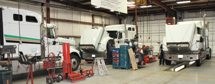 Great Plains Trucking Maintenance